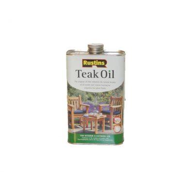 Teak Öl